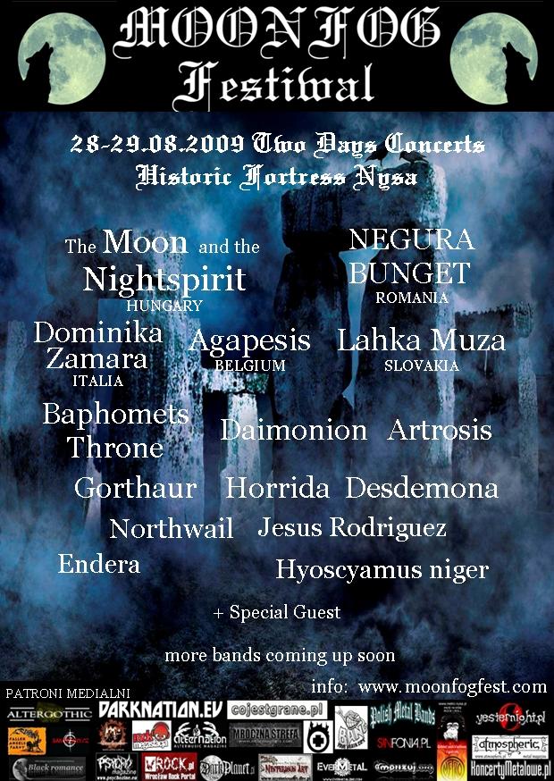 Moonfog Festiwal