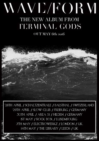 Terminal Gods - Cold Life