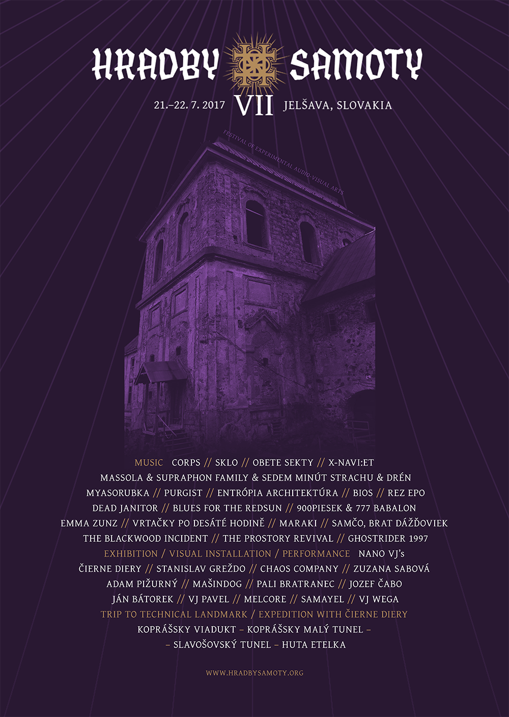 Hradby Samoty VII